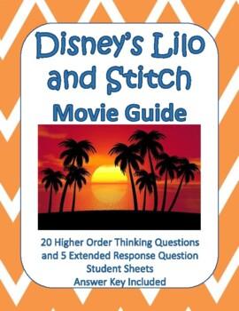 Lilo and Stitch Movie Guide