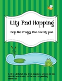 Lily Pad Hopping