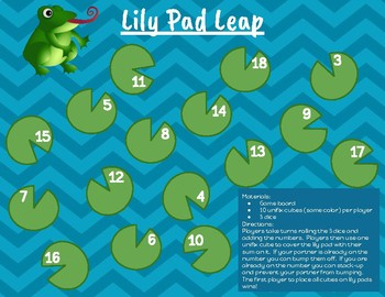 Lily Pad Leap