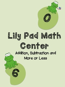 Lily Pad Math Center