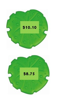 Lily Pad Money math