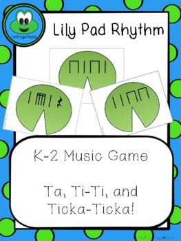 Lily Pad Rhythm Division One Music Game
