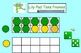 Lily Pad Tens Frames~Whiteboard Resource