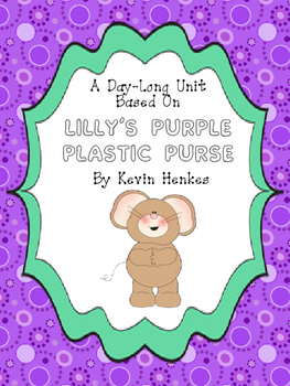 Lily Purple Plastic Purse Sub Plans