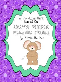 Lily Purple Plastic Purse Sub Plans