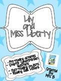 Lily and Miss Liberty Novel Unit