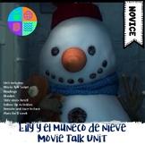 Lily y el muñeco de nieve