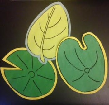 lily pad template freebie by miss johnson s leap into 2nd grade tpt