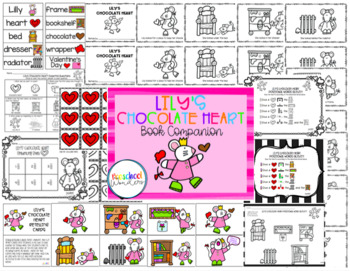 Lily's Chocolate Heart Book Companion