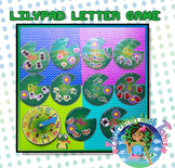 Lilypad Letter Game