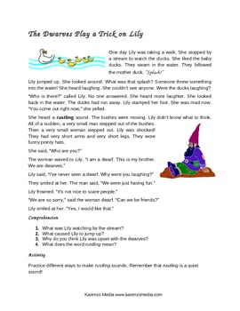 Lily's Adventures:2nd Grade Reader