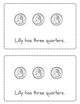 Lilly's Purse Emergent Reader