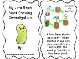 Lima Bean Growing Investigation