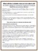 Limbo - Edward Kamau Braithwaite - Comprehension Activities Booklet!