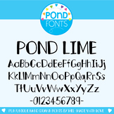 Font - Lime Font - Fonts for Commercial Use