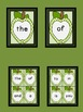 Lime Green Dot Apple Fry First 100 Sight Word Flashcards a