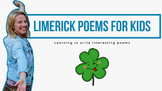 Limerick Poems For Kids // Learning From Home
