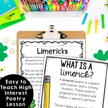 Limerick Poetry Bulletin Board