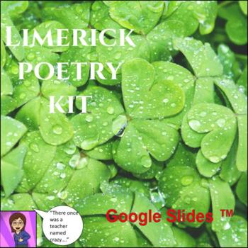 Free St Patrick's Day Limerick Poetry Kit