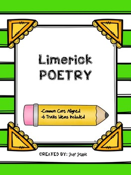 Limerick Poetry Pack