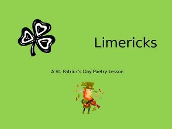 Limerick Poetry PowerPoint