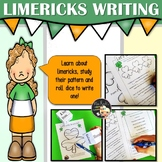 St Patrick Activities - Limerick Poetry Writing