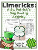 Limericks: A St. Patrick's Day Poetry Writing Activity