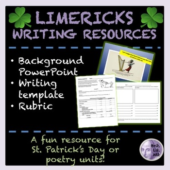 Limericks: Writing Resources