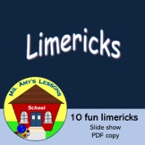 Limericks PowerPoint Lesson Presentation