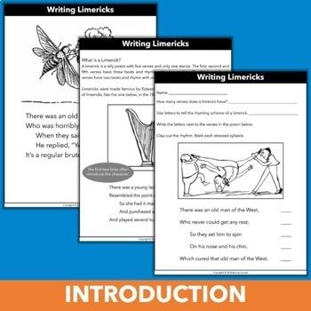 Fairy Tale Activities: Writing Limericks