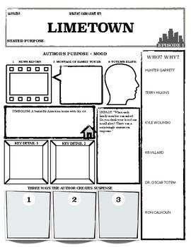 Limetown Season 1 Episode 1