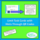Limit Task Cards with Hints Through QR Codes