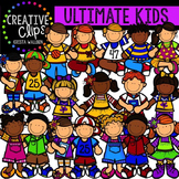 Ultimate KIDS Clipart Collection {Creative Clips Clipart}