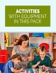 Limited Space Activity Guide for Physical Education and After School Programs