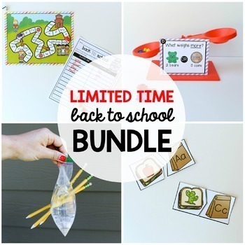 Limited Time: Back to School Bundle!