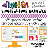Limited-Time Place Value Bundle for Distance Learning
