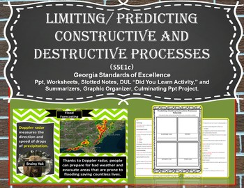 Limiting/Predicting Constructive and Destructive Forces (S5E1c)