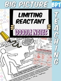 Limiting Reactant Activity Worksheet Doodle Notes