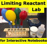 Limiting Reactant Lab (vinegar & baking soda)