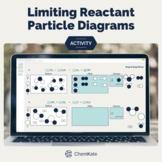 Limiting Reactant Particle Diagram Visual Activity - Print
