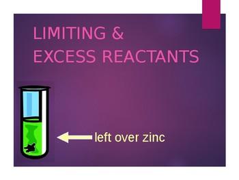 Limiting Reactant Powerpoint