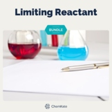Limiting Reactant BUNDLE: Stations, How To, WS & Lab   Dis