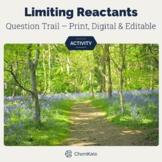 Limiting Reactant / Reagant Review Question Trail - Print,