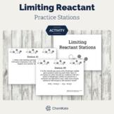 Limiting Reactant Reagent Practice Stations