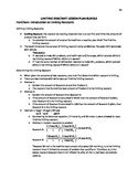 Limiting Reactants and Percent Yield Lecture Bundle