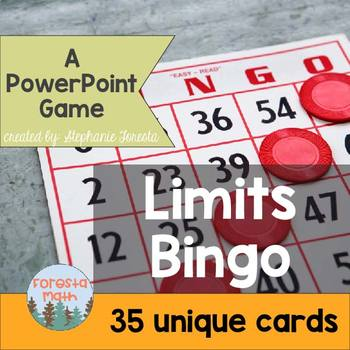 Limits Bingo