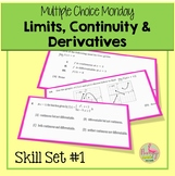 Limits Continuity and Derivatives AP Calculus Exam Prep