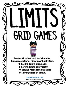 Limits Grid Games