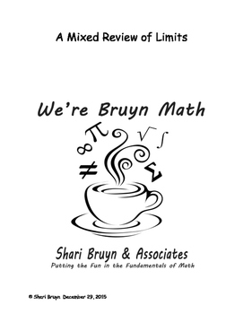 Limits - Mixed Review