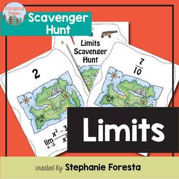 Limits Scavenger Hunt